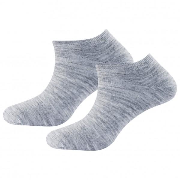 Devold - Daily Shorty Sock 2-Pack - Multifunctionele sokken