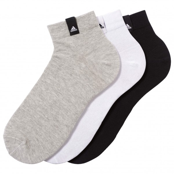 adidas - Performance Label Thin Ankle 3PP - Sports socks