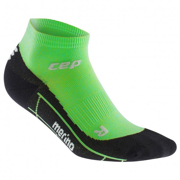 CEP - Dynamic+ Merino Low-Cut Socks - Løpesokker