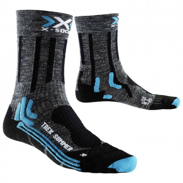 X-Socks - Trekking Summer Lady - Vandringsstrumpor