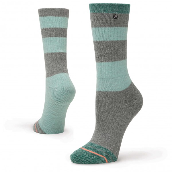 Stance - Women's Solo Voyage Outdoor Crew - Tursokker