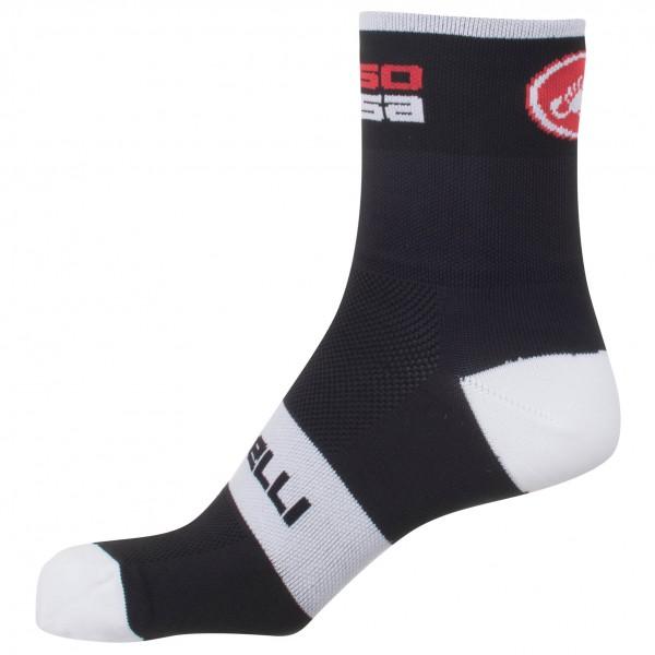 Castelli - Rossocorsa 9 Sock - Chaussettes de vélo