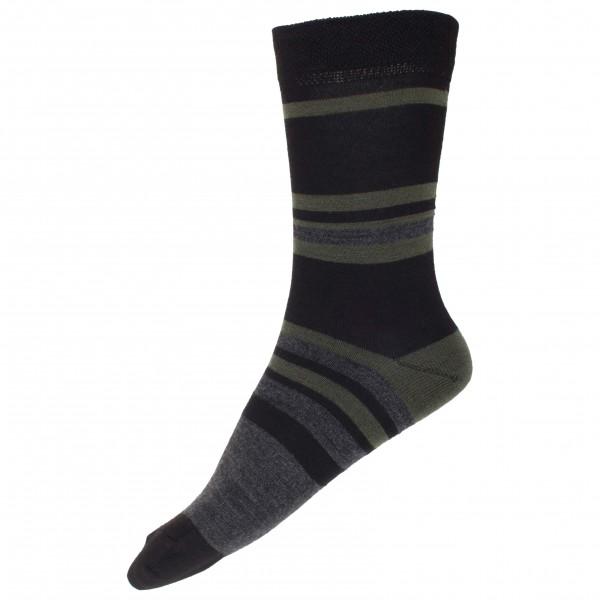 Urberg - Striped Wool - Multifunktionssockor