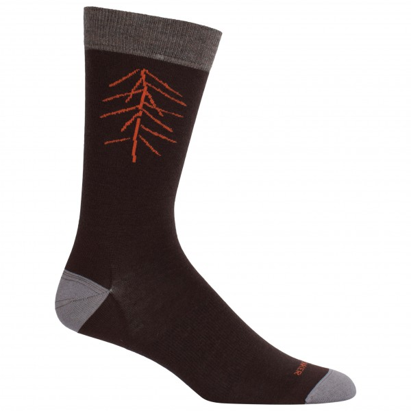 Icebreaker - Lifestyle Fine Gauge Ultra Light Crew Lancewood - Multifunctionele sokken