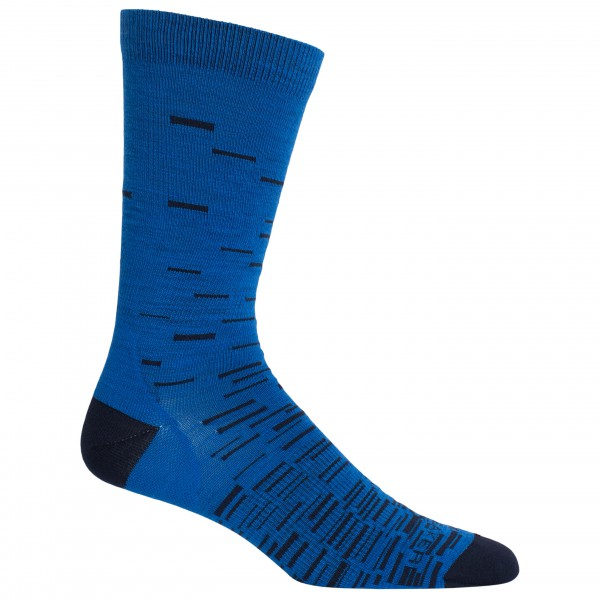 Icebreaker - Lifestyle Ultra Light Crew Gradient - Multifunktionelle sokker