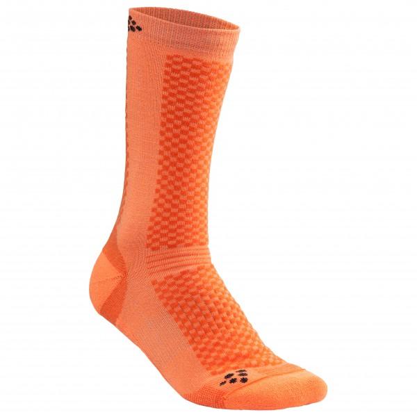 Craft - Warm Mid 2-Pack Socks - Monitoimisukat