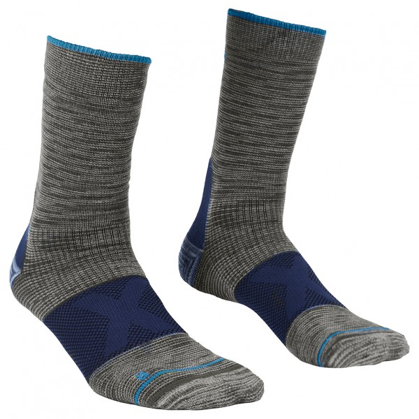Ortovox - Alpinist Mid Socks - Wandelsokken