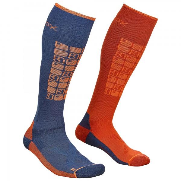 Ortovox - Tour Compression Socks - Hiihto- ja laskettelusukat