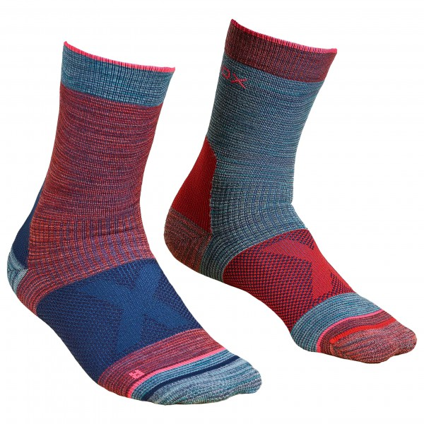 Ortovox - Women's Alpinist Mid Socks - Walking socks