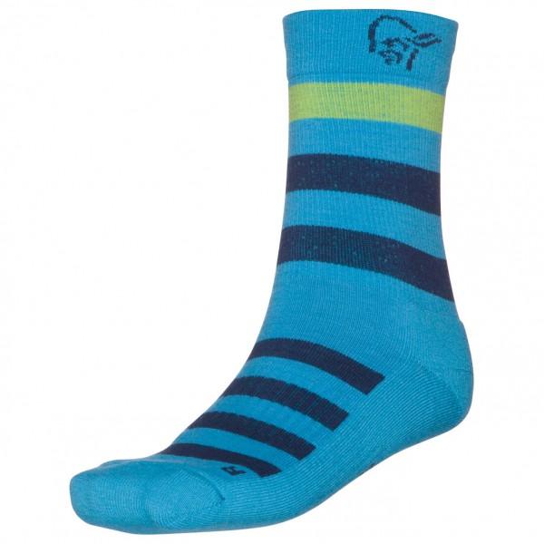 Norrøna - Falketind Mid Weight Merino Socks - Sports socks
