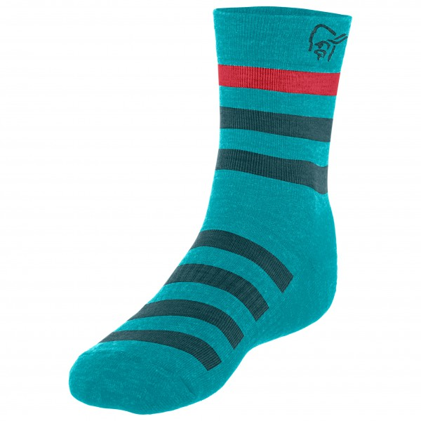 Norrøna - Falketind Mid Weight Merino Socks - Multifunctionele sokken