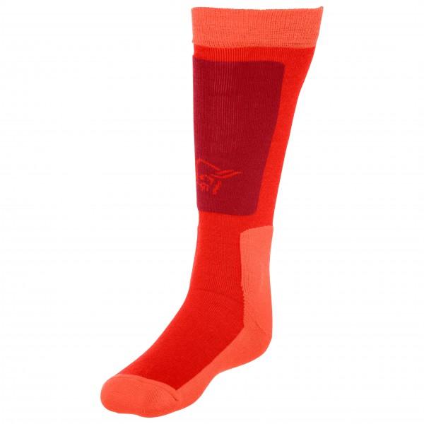 Norrøna - Lofoten Mid Weight Merino Socks Long - Hiihto- ja laskettelusukat