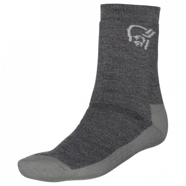 Norrøna - Svalbard Mid Weight Merino Socks - Trekkingsocken