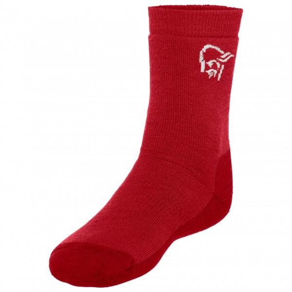 Norrøna - Svalbard Mid Weight Merino Socks - Vandresokker