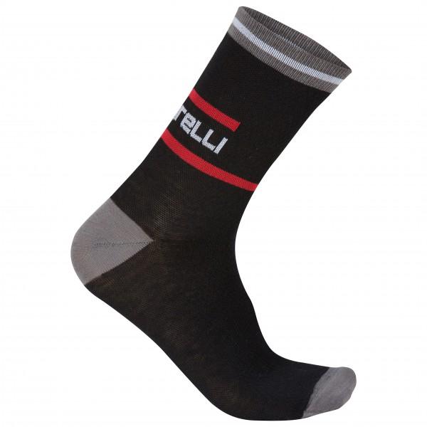 Castelli - Incendio 12 Sock - Pyöräilysukat