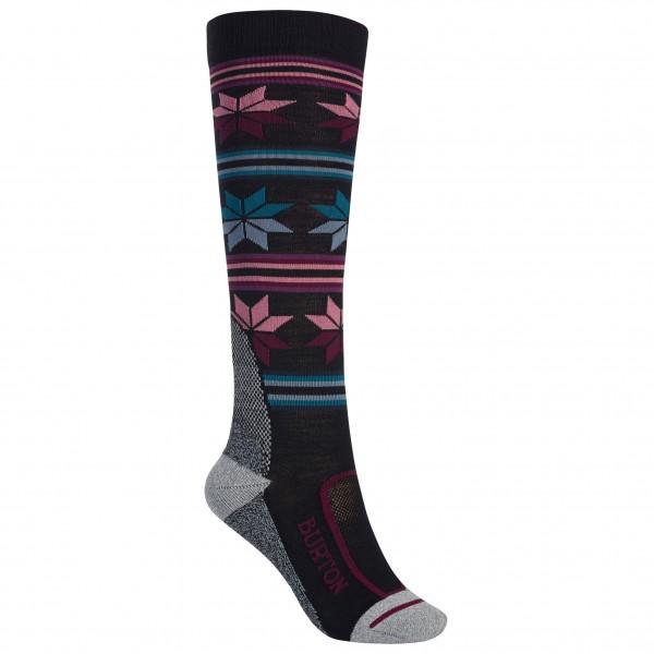 Burton - Women's Ultralight Wool Sock - Multifunktionssockor