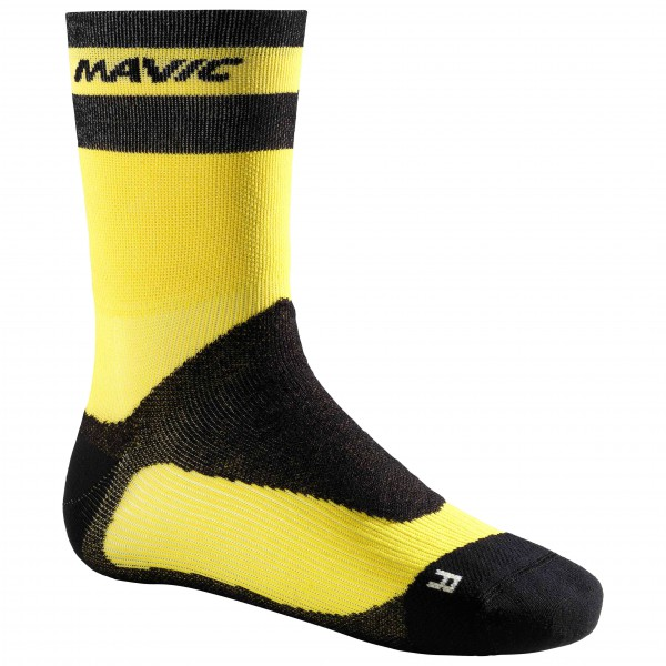 Mavic - Ksyrium Pro Thermo+ Sock - Cycling socks