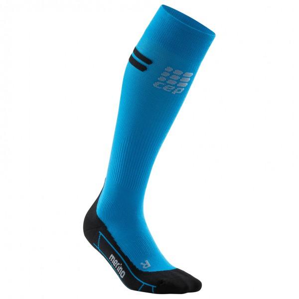 CEP - Women's Pro+ Run Merino Socks - Compressiesokken