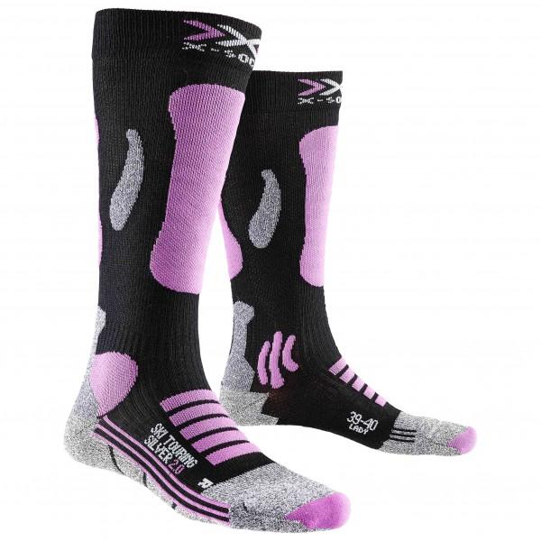 X-Socks - Ski Touring Silver 2.0 Lady - Hiihto- ja laskettelusukat