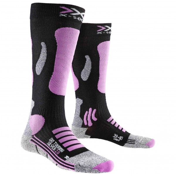X-Socks - Ski Touring Silver 2.0 Lady - Skisokker