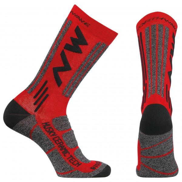Northwave - Husky Ceramic Tech 2 Socks - Calcetines de merino