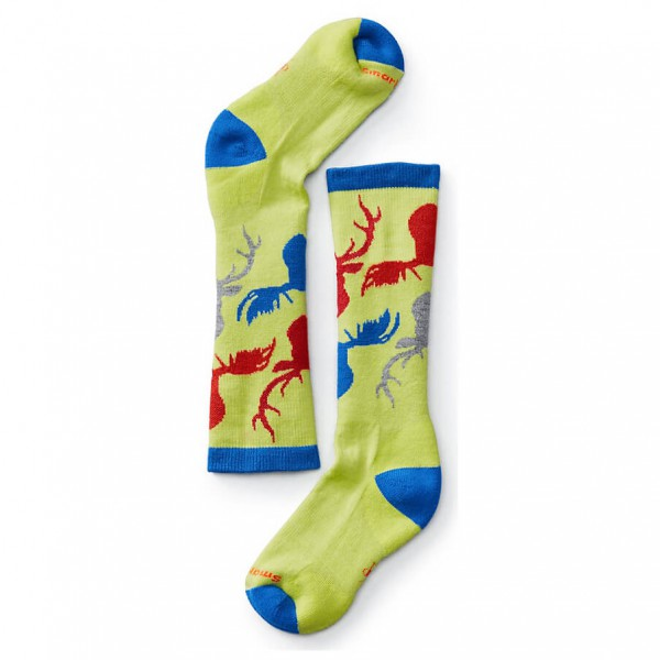 Smartwool - Kid's Wintersport Camo - Ski socks