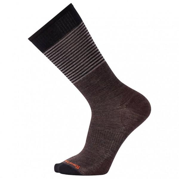 Smartwool - Tailored Stripe Crew - Multifunktionelle sokker
