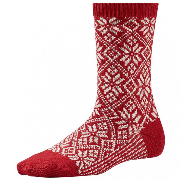 Smartwool - Women's Traditional Snowflake - Multifunctionele sokken