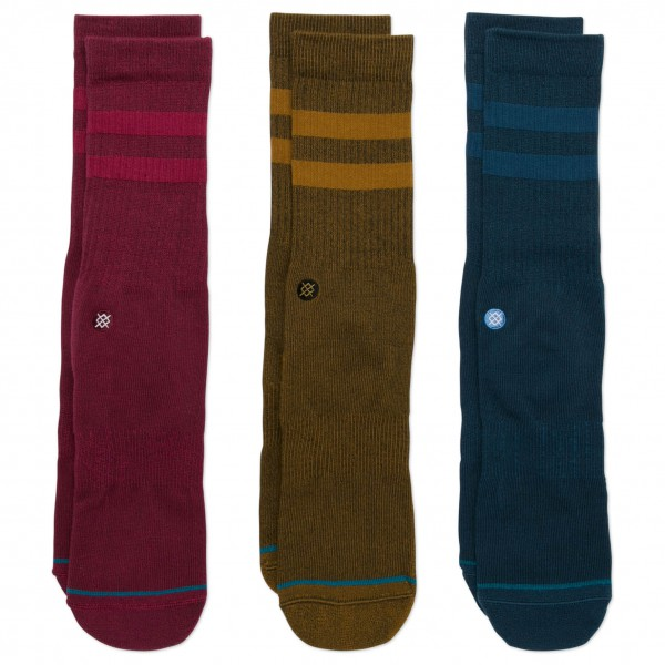 Stance - Solid 3 Pack - Multifunktionssocken