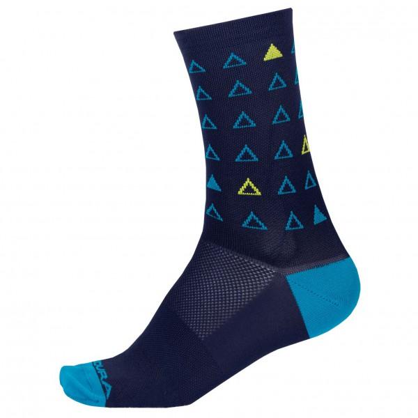 Endura - Triangulate Socken - Radsocken
