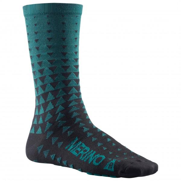 Mavic - Ksyrium Merino Graphic Sock - Sykkelsokker