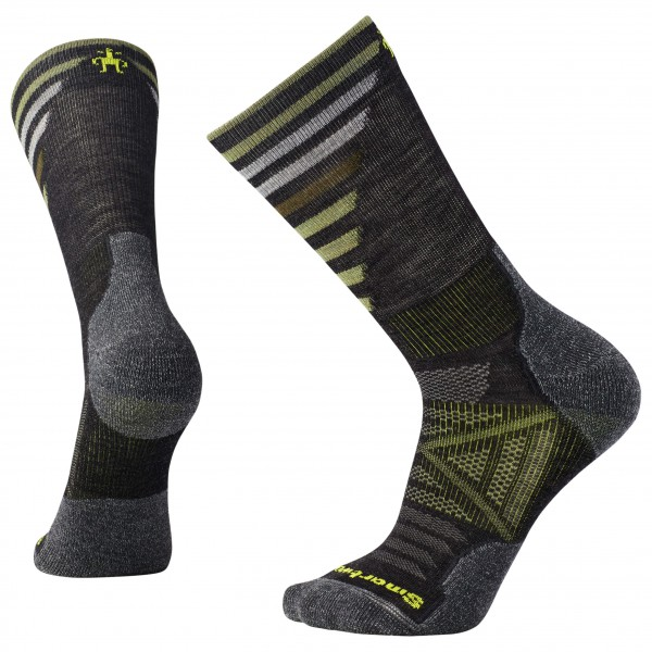 Smartwool - PhD Outdoor Light Pattern Crew - Trekking socks