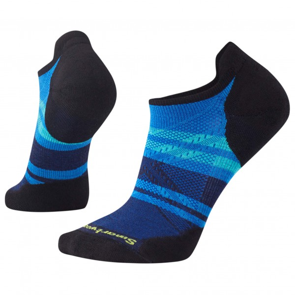 Smartwool - PhD Run Light Elite Pattern Micro - Hardloopsokken