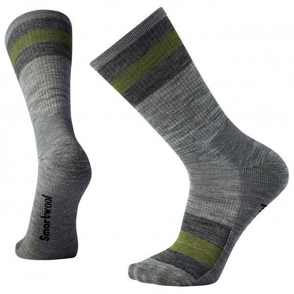 Smartwool - Striped Hike Light Crew - Wandelsokken