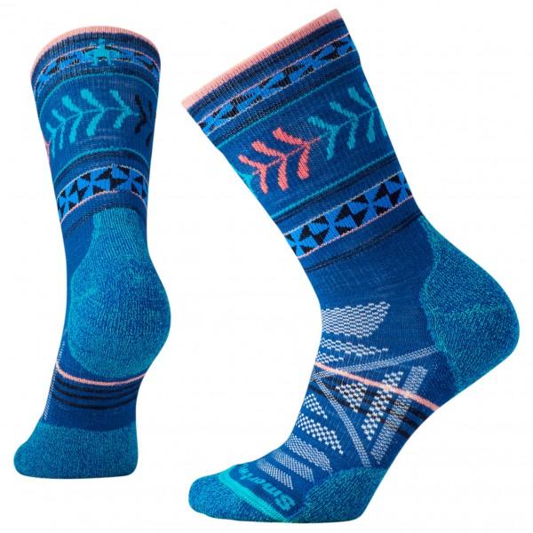 Smartwool - Women's PhD Outdoor Light Pattern Crew - Walking socks