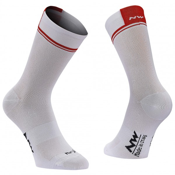 Northwave - Logo 2 High Socks - Fietssokken