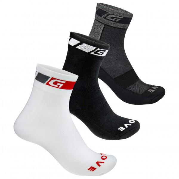 GripGrab - 3-Pack All-Season Socks - Radsocken