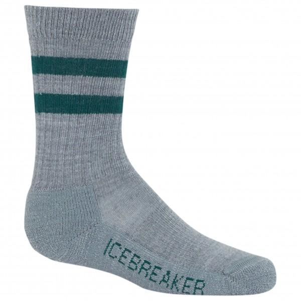 Icebreaker - Kid's Hike Light Crew - Walkking socks
