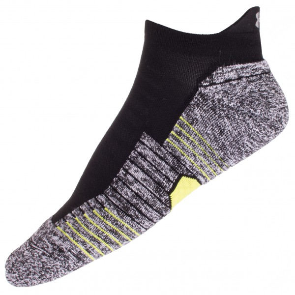 Under Armour - Charged Cushion No Show Tab - Running socks