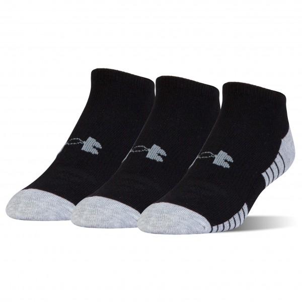 Under Armour - Heatgear Tech Noshow 3 Pack - Sports socks