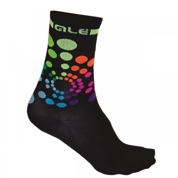 Alé - Q-Skin 16 cm Linea Colors Socks - Cykelstrumpor