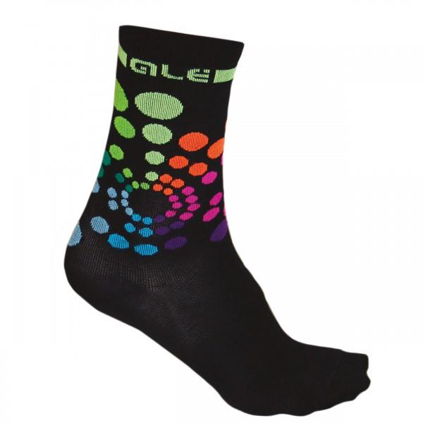 Alé - Q-Skin 16 cm Linea Colors Socks - Pyöräilysukat