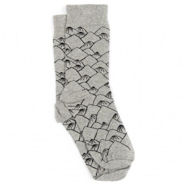 Bleed - Polar Mountain Socken - Monitoimisukat