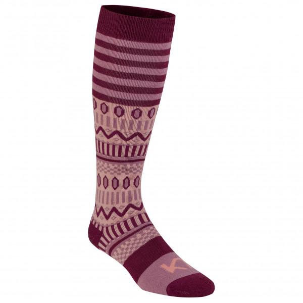 Kari Traa - Women's Åkle Sock - Skisocken