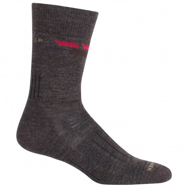 Icebreaker - Hike Medium Crew Moving Forward - Walking socks