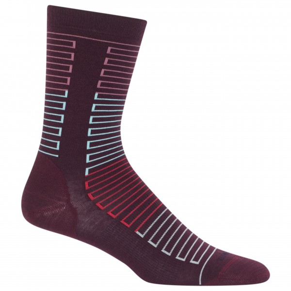 Icebreaker - Lifestyle Fine Gauge Crew Labyrinth - Multifunctionele sokken