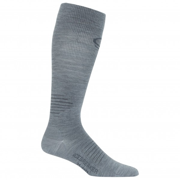 Icebreaker - Ski+ Compression Ultra Light Over The Calf - Ski socks