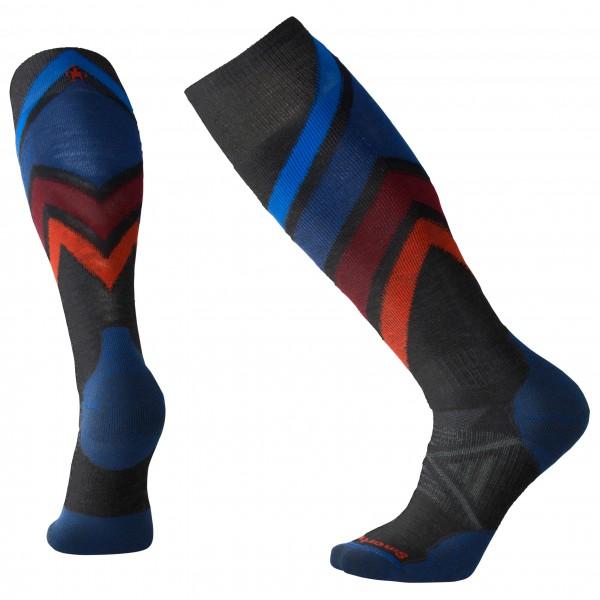 Smartwool - PhD Ski Medium Pattern - Chaussettes de ski