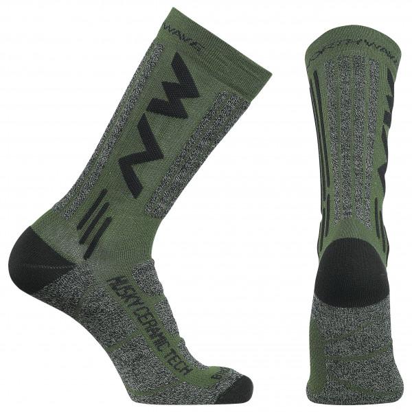 Northwave - Husky Ceramic Tech 2 High Socks - Fietssokken