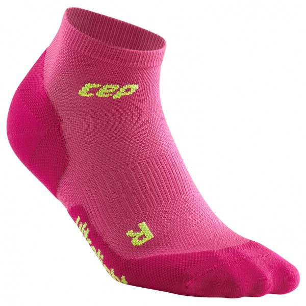 CEP - Women's Dynamic+ Ultralight Low-Cut Socks P - Løbesokker